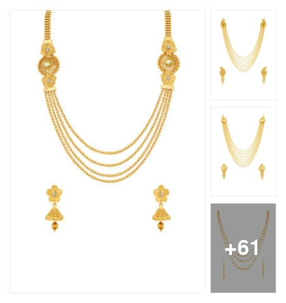 Latest jewellery collection guys. Online shopping look by Reena
