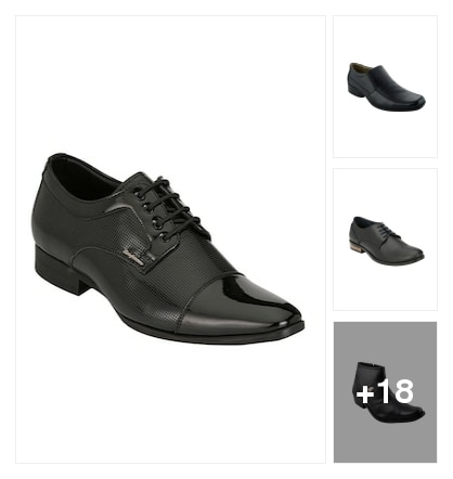 Formal shoes . Online shopping look by keerthi