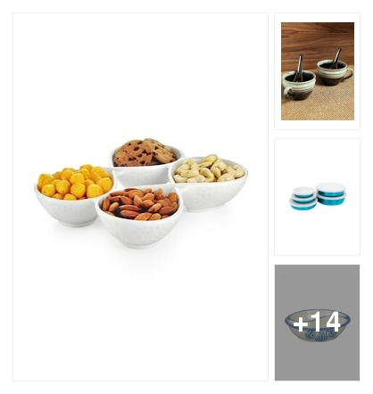 Bowls. Online shopping look by keerthi