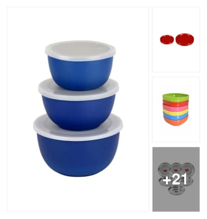 Loose dinnerware. Online shopping look by keerthi