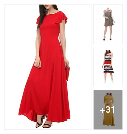 Dresses. Online shopping look by Jai