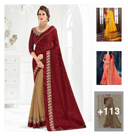 Bestselling and beautiful sarees   at huge discounts here  . Shop from my exclusive collection 🌹🌱🌹🌱. Online shopping look by Abhijit