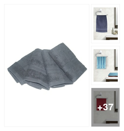 Hand towels. Online shopping look by meenu