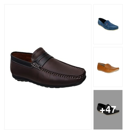 Loafers. Online shopping look by Teju