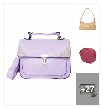 Bags. Online shopping look by Shubhra