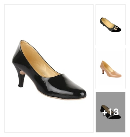 Pumps. Online shopping look by keerthi