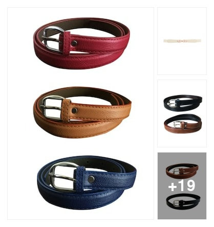 Belts. Online shopping look by keerthi