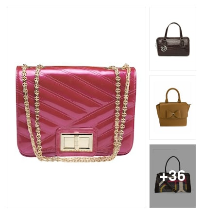 Very useful Mini bags. Online shopping look by Poonam