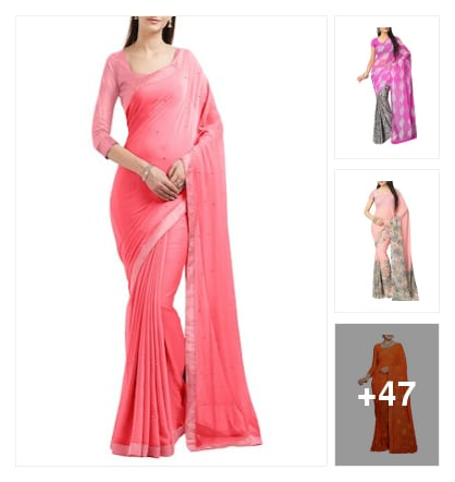 Sarees. Online shopping look by Aditya