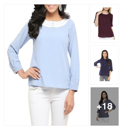 Recommended products. Online shopping look by Sumalatha