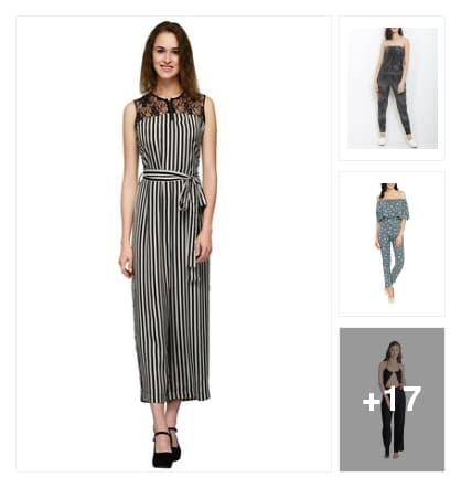 Jumpsuits. Online shopping look by keerthi