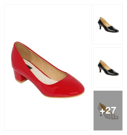 Pumps. Online shopping look by Srinath
