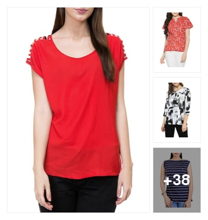 Tops. Online shopping look by Sree