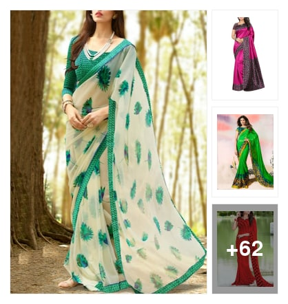 Sarees. Online shopping look by sunitha