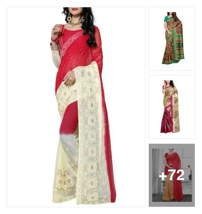 good look art sillk sarees. Online shopping look by sujatha