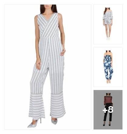 Jumpsuits. Online shopping look by keerthik837