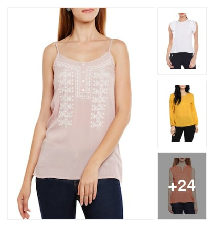Tops for you............ Online shopping look by jayeetri