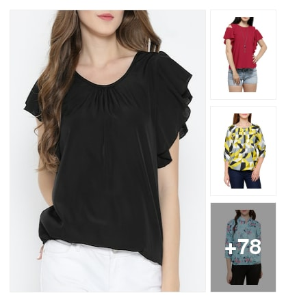 Choicest Tops for you . Online shopping look by sree