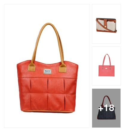 Favourite pick :- handbag (under499/-). Online shopping look by Kinki