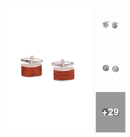 Trend alert :- cufflinks 🤷. Online shopping look by Kinki