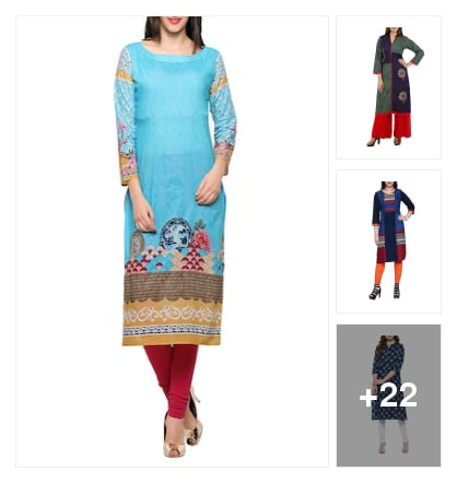 Kurta. Online shopping look by Shona