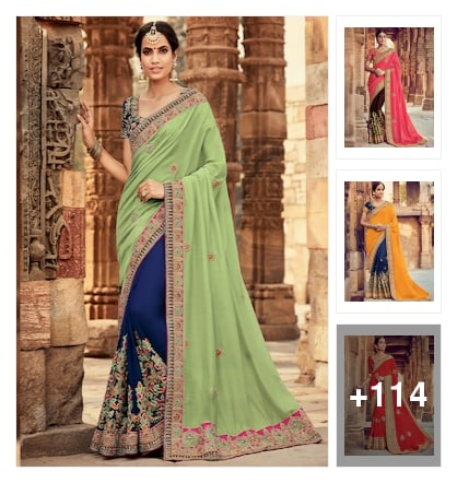 Bestselling and beautiful  sarees  by Shangrila Designer  at huge discounts here  . Shop from my exclusive collection 🌹🌱🌹🌱. Online shopping look by Abhijit