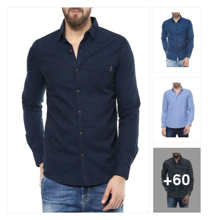 Best Brand Shirts. Online shopping look by Vaishnavi