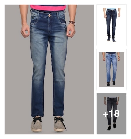 Jeans for you. Online shopping look by raj