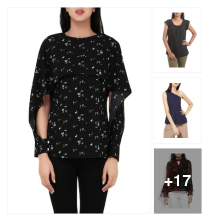 Fresh products to style with . Online shopping look by sandhya