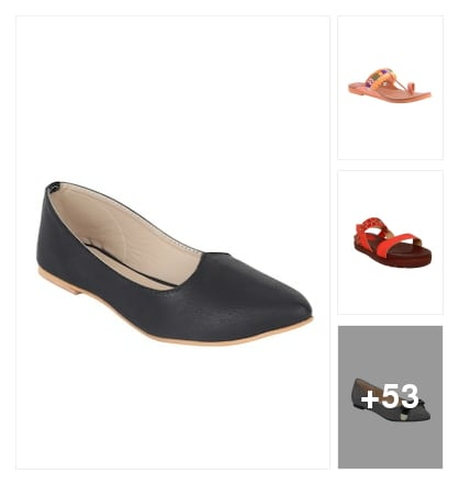 flats collection for you. Online shopping look by maga
