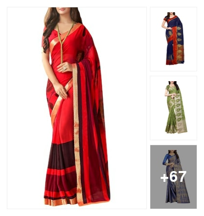 Very nice full sarees for collection . Online shopping look by kishore