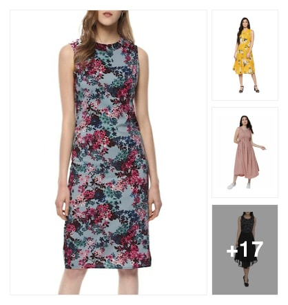 Dresses. Online shopping look by Chauhan