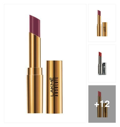 Lipsticks by lakme. Online shopping look by Vanisha  Singh