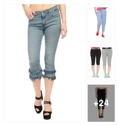 Legginges. Online shopping look by chandhana