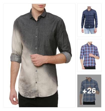 Shirts. Online shopping look by suryagupta