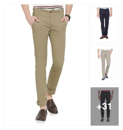Perfect Trousers. Online shopping look by sravana