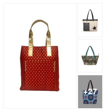 Superb handbags . Online shopping look by Reddy