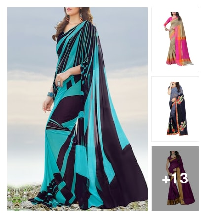 Ugadi spcl sarees. Online shopping look by abi