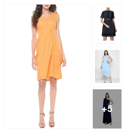 Dresses. Online shopping look by P