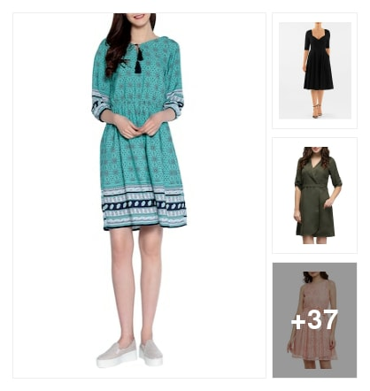 Dresses you fall in love with. Online shopping look by Jayasmita