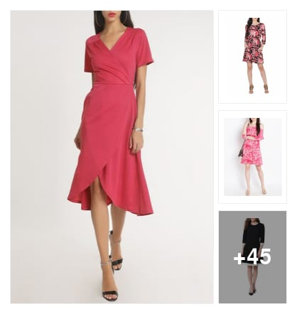 COLORFUL DRESSES. Online shopping look by avanthaka