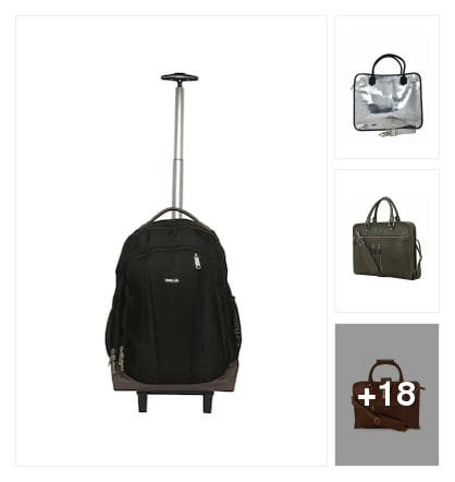 Bags for fashion. Online shopping look by Supreme