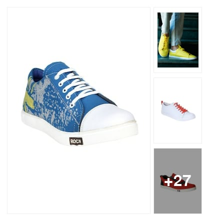 Colourful sneakers 4 summer...... Online shopping look by Runa Sabbir