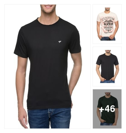 Under 300 classic tees. Online shopping look by Arpan
