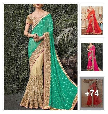 Bestselling and beautiful wedding sarees by Patang sarees   .Shop from my exclusive collection😎🌱😎🌱. Online shopping look by Abhijit