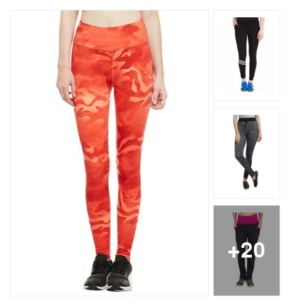 Track pants for Sports women's. Online shopping look by raj