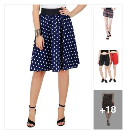 Fresh skirts. Online shopping look by aarnavi