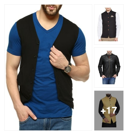 Handsome look. Online shopping look by aarnavi