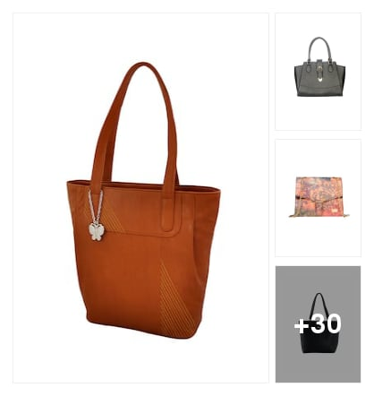 mini handbags. Online shopping look by B