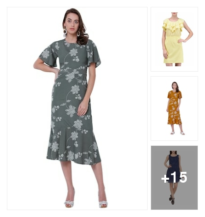 Trending picks to Brighton your day . Online shopping look by sandhya